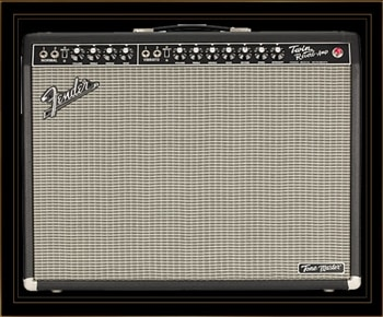 Fender Tone Master Twin Reverb 2x12 Combo