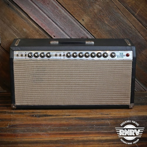 70's Fender Twin Reverb Chopped to a Head