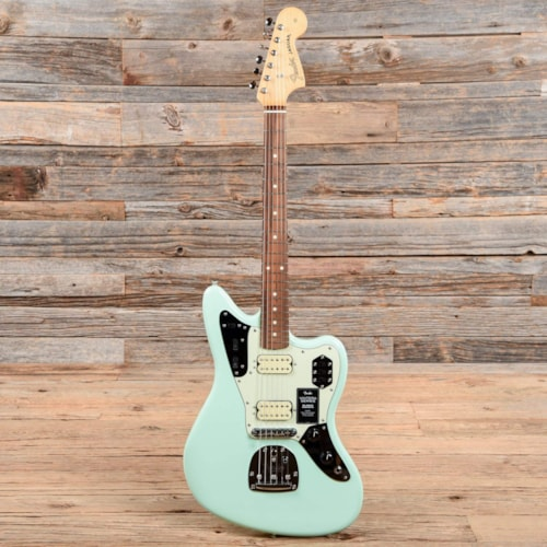 Fender Vintera '60s Jaguar Modified Surf Green
