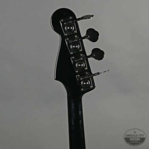 "2000s Fender JB-62 AB ""All Black"" Jazz Bass"