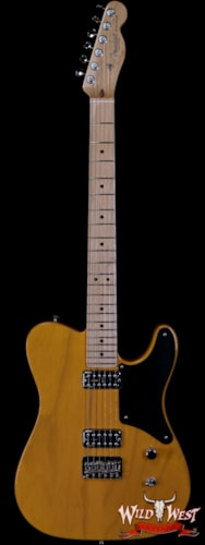 2020 Fender USA Limited Cabronita Telecaster TV Jones Classic Butterscotch Blonde