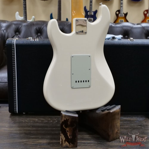 2021 Fender American Original '60s Stratocaster Rosewood Board Olympic White
