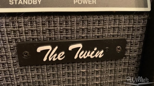 "1992 Fender ""The Twin"" Black"
