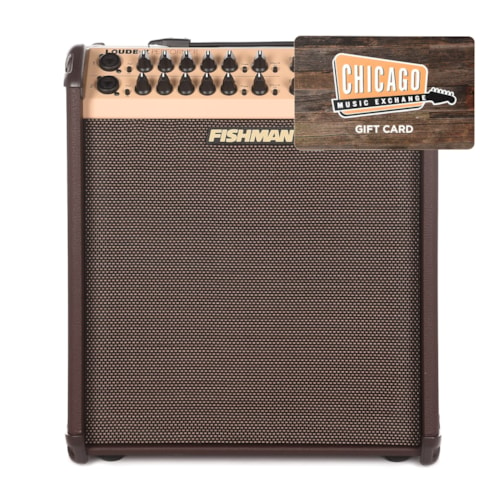 Fishman Loudbox Performer Bluetooth 180W and $50 CME Gift Card Bundle