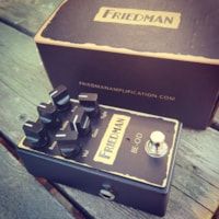 Friedman BE-OD Guitar Effect Pedal