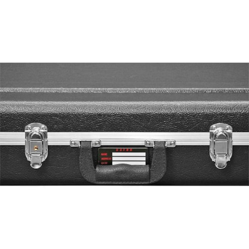 Gator Deluxe ABS Fit-All Bass Case