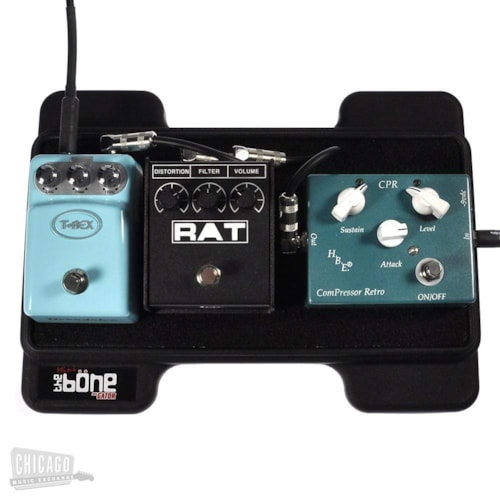 Gator G-MiniBone Pedal Board with Carrying Bag