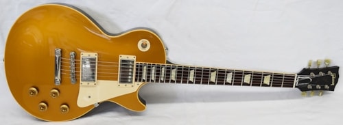 Gibson '57 Reissue Les Paul Gold Top VOS Gold