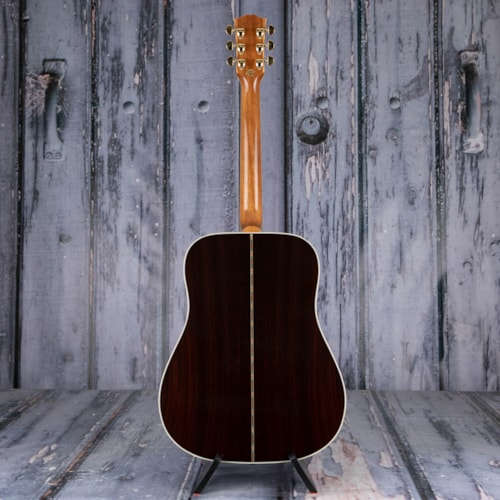 Gibson Custom Shop Hummingbird Deluxe Rosewood Acoustic/Electric, Rosewood Burst