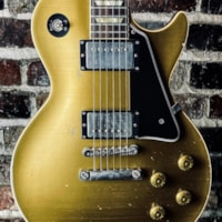 Gibson Custom Shop Les Paul Goldtop Historic Makeovers