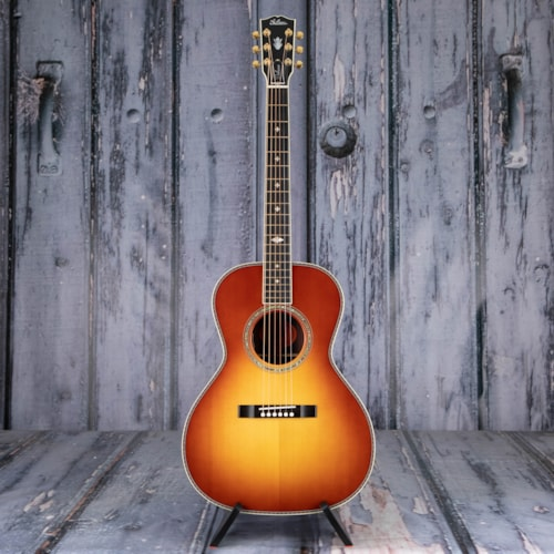 Gibson Custom Shop L-00 Deluxe Acoustic/Electric, Rosewood Burst