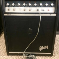 Gibson Falcon Early '70s Solid State Amp