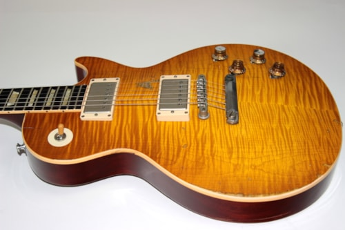 1959 Gibson GARY MOORE Les Paul Collectors Choice CC #1 MURPHY AGED SIGNED Melvyn Franks CC1 A Reissue