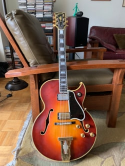 1963 Gibson L-5CES