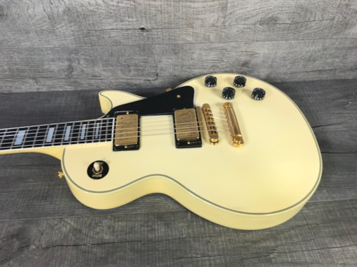 Gibson Les Paul Custom 1985 White