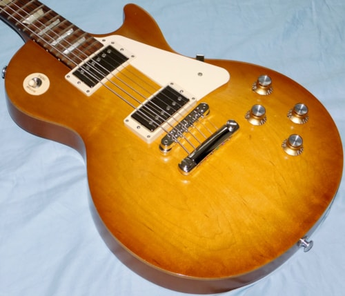 Gibson Les Paul Tribute Satin Honey Burst 2018
