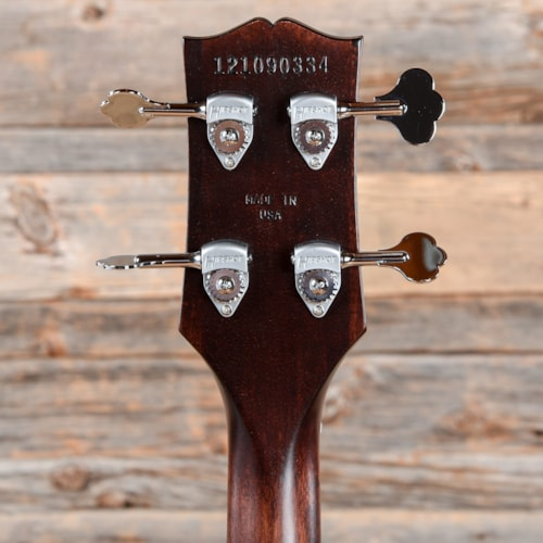 Gibson USA Les Paul Junior Tribute Bass Worn Brown USED
