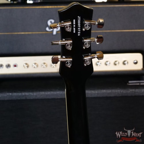 2020 Gretsch G6131-MY Malcolm Young Signature Jet Natural