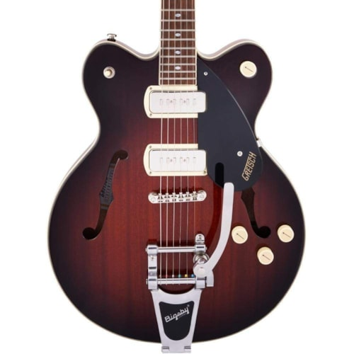 Gretsch G2622T-P90 Streamliner Center Block Double-Cut P90 Forge Glow w/Bigsby