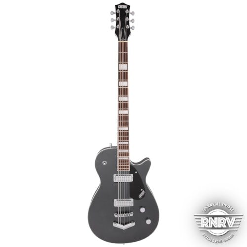 Gretsch G5260 Electromatic Jet Baritone with V-Stoptail - London Grey