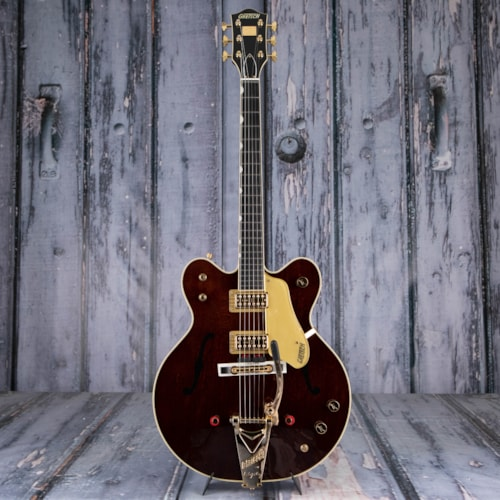 Gretsch G6122T-62 Vintage Select Edition '62 Chet Atkins Country Gentleman Hollowbody, Walnut Stain