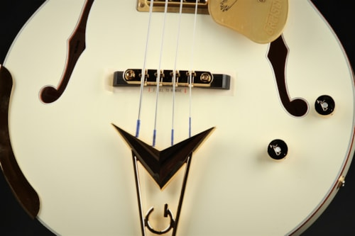 Gretsch G6136B-TP Tom Petersson Signature Falcon 4-String Bass with Cadillac Tailpiece