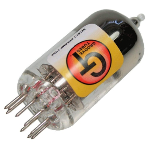 Groove Tubes Gold Series 12AY7 Preamp Tube