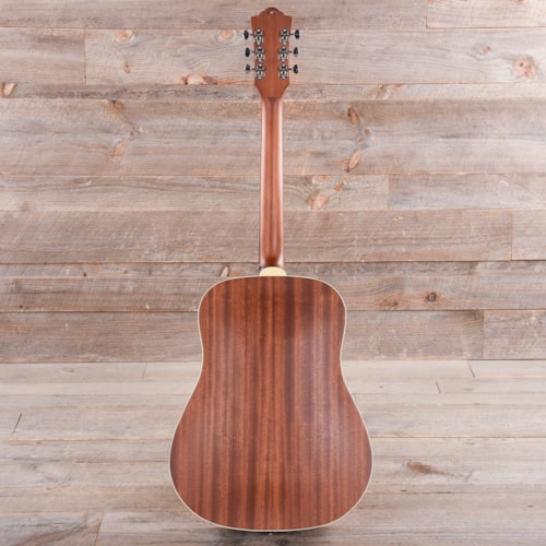 Guild Westerly D-240E Archback Dreadnought Spruce/Mahogany Natural w/Electronics USED