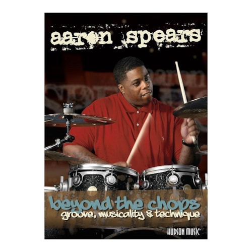 Aaron Spears - Beyond the Chops DVD