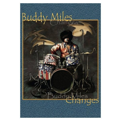 Buddy Miles- Changes DVD