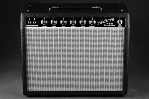 Headstrong Lil King Reverb Black - 1x12