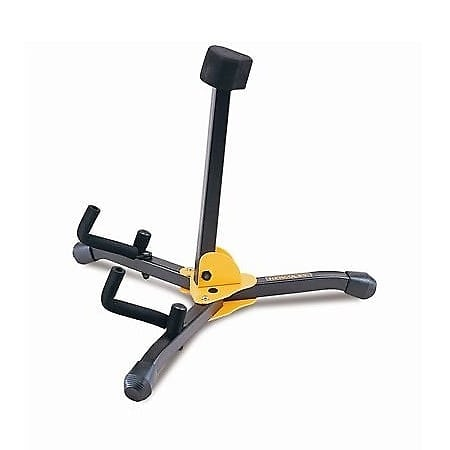 Hercules Foldable Mini Electric/Bass Guitar Stand with Bag