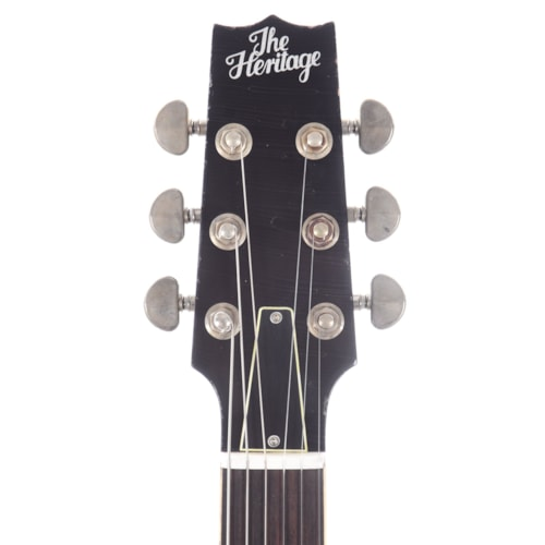 Heritage Artisan Aged Collection H-150 Ebony (Serial #AK11103)