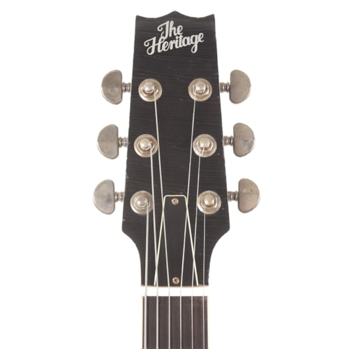 Heritage Artisan Aged Collection H-535 Ebony (Serial #AI24855)
