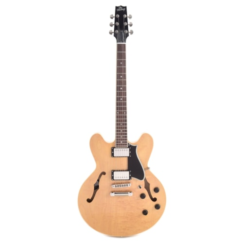 Heritage H-535 Standard Semi-Hollow Antique Natural