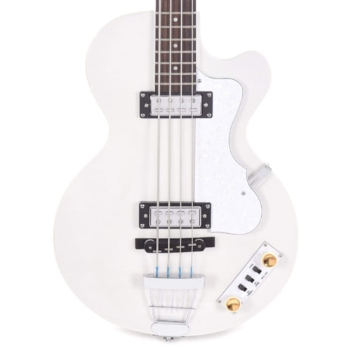 Hofner Ignition Pro Club Bass Pearl White