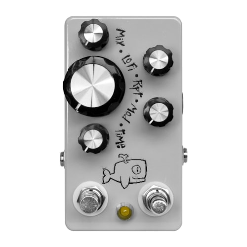 Hungry Robot Moby Dick V2 Tape-Emulating Delay Pedal