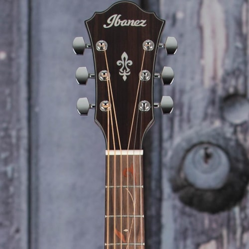 Ibanez AE295L Acoustic/Electric, Natural Low Gloss
