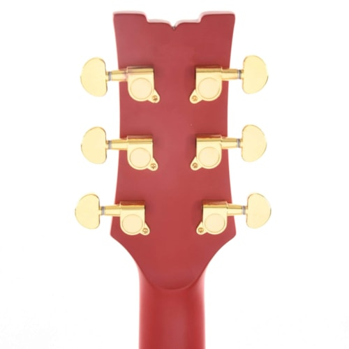Ibanez AMH90 Artcore Expressionist Cherry Red Flat