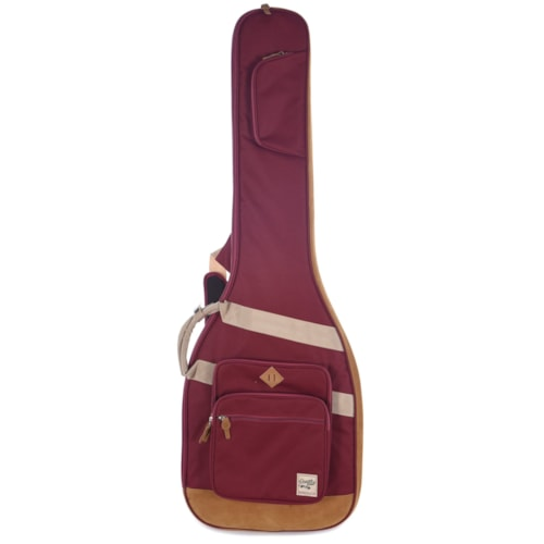 Ibanez Powerpad Gig Bag for Electric Bass Wine Red