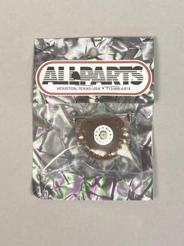 Allparts 4-Pole, 5-Way Super Switches, EP-0078-000