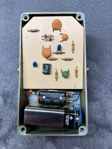 1978 MXR Distortion + Gold, Very Early '78