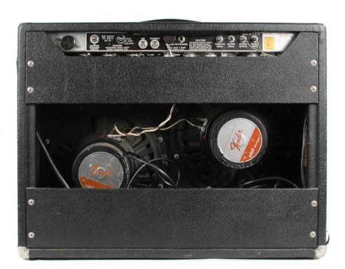 1973 Fender Twin Reverb Combo Silverface