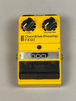 1985 DOD FX-50 Overdrive Preamp
