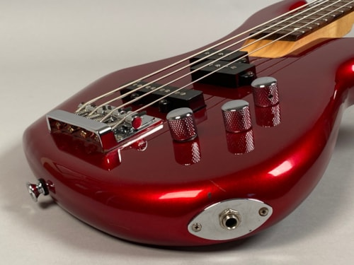 Jackson's  C20- Perfect Beginner Bass! Burgundy