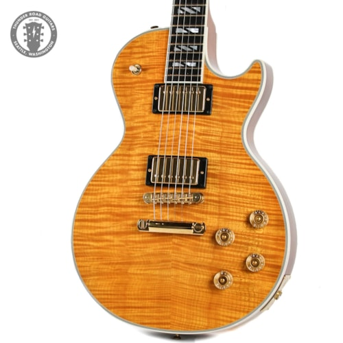 2003 Gibson Les Paul Supreme Trans Amber