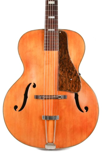 Royal Crest Archtop Acoustic Natural