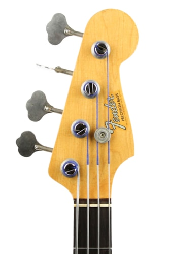 1965 Fender Precision Bass in Lake Placid Blue