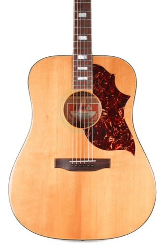 1975 Gibson Southern Jumbo Deluxe Natural