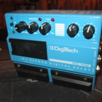 1989 Digitech PDS1002 Two Second Digital Delay